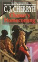 Chanur's Homecoming (Compact Space, #4/Alliance-Union Universe) - C.J. Cherryh