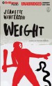 Weight: The Myth of Atlas and Heracles (Audio) - Jeanette Winterson
