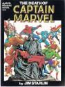 Death of Captain Marvel - Jim Starlin