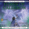 Furies of Calderon (Codex Alera #1) - Kate Reading, Jim Butcher