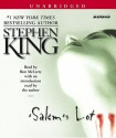 'Salem's Lot - Stephen King, Ron McLarty