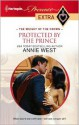 Protected by the Prince: The Weight of the Crown - Annie West