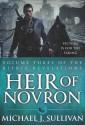 Heir of Novron - Michael J. Sullivan