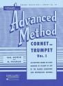 Rubank Advanced Method - Cornet or Trumpet, Vol. 1 (Rubank Educational Library) - H. Voxman, William Gowe