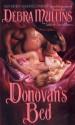 Donovan's Bed - Debra Mullins