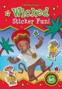Rastamouse: Sticker Activity - Genevieve Webster
