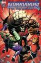 Guardians of the Galaxy (2015-) #5 - Valerio Schiti, Arthur G. Adams, Brian Michael Bendis