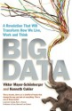 Big Data: A Revolution That Will Transform How We Live, Work and Think. Viktor Mayer-Schnberger and Kenneth Cukier - Viktor Mayer-Schönberger