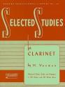 Selected Studies: Clarinet (Rubank Educational Library) - H. Voxman