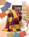 101 Crochet Stitch Patterns & Edgings - Connie Ellison