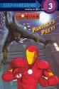 Iron Man: Panther's Prey! (Turtleback School & Library Binding Edition) - Dennis R. Shealy