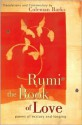 Rumi: The Book of Love: Poems of Ecstasy and Longing - Rumi, Coleman Barks