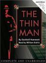 The Thin Man (MP3 Book) - Dashiell Hammett, William Dufris