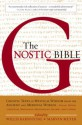 The Gnostic Bible: Gnostic Texts of Mystical Wisdom form the Ancient and Medieval Worlds - Willis Barnstone, Marvin Meyer