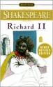 Richard II - Sylvan Barnet, William Shakespeare