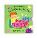 Clara's Counting Tea Party. Helen Stephens - Helen Stephens