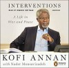 Interventions: A Life in War and Peace - Kofi Annan, Dominic Hoffman