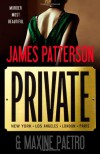 Private - Maxine Paetro, James Patterson