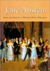 Jane Austen: Pride and Prejudice, Mansfield Park, Persuasion - Jane Austen