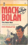 The New War - Don Pendleton