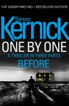 One By One: Before: (Part One) - Simon Kernick