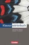 Cornelsen Klausurwörterbuch: Französisch-Deutsch/Deutsch-Französisch: Wörterbuch - Leer