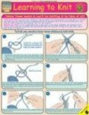 Learning To Knit (Quickstudy: Home) - Inc. BarCharts