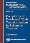 Complexity Of Proofs And Their Transformations In Axiomatic Theories - V. P. Orevkov