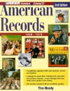 Standard Catalog of American Records, 1950-1975 - Tim Neely
