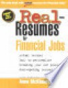 Real-Resumes for Financial Jobs - Anne McKinney