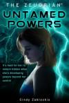 Untamed Power (The Zeuorian #1) - Cindy Zablockis