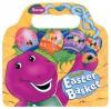 Barney's Easter Basket - Donna D. Cooner