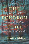 The Bourbon Thief - Tiffany Reisz