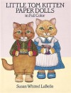 Little Tom Kitten Paper Dolls in Full Color - Susan Whited LaBelle