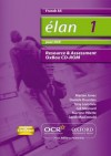 Elan 1: Pour OCR as Resource & Assessment Oxbox CD-ROM - Daniele Bourdais