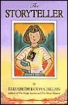 The Storyteller [With Gold Book Charm on a Chain] - Elizabeth Koda-Callan