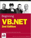Beginning VB.NET - Matthew Reynolds, Jonathan Crossland