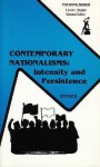 Contemporary Nationalisms: Persistence in Case Studies - Louis L. Snyder