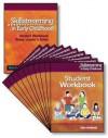 Skillstreaming in Early Childhood Student Workbook (10 Workbooks + Group Leader Guide) - Ellen McGinnis
