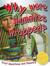 Ancient Egypt: Why Were Mummies Wrapped? (First Questions And Answers) - Catherine Chambers
