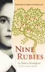 Nine Rubies - Mahru Ghashghaei, Susan Snyder