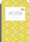 The World Needs More Love Letters All-in-One Stationery and Envelopes - Hannah Brencher
