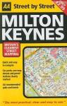 Milton Keynes (AA Street by Street) - Automobile Association of Great Britain, A.A. Publishing