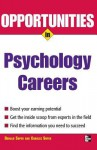 Opportunities in Psychology Careers - Donald E. Super