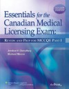 Essentials for the Canadian Medical Licensing Exam: Review and Prep for MCCQE Part I: Review and Prep for MCCQE Pt. 1 - Jeeshan Chowdhury, Shaheed Merani