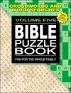 Bible Puzzle Book, Volume Five: Fun for the Whole Family - School Specialty Publishing