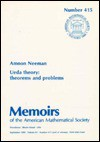 Ueda Theory: Theorems And Problems - Amnon Neeman
