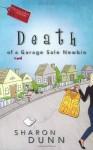 Death of a Garage Sale Newbie - Sharon Dunn