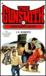 The Gunsmith #203: Dead Man's Bluff - J.R. Roberts