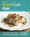 Hamlyn QuickCook: Fish: Easy recipes from spicy salmon to simple soup - Emma Lewis